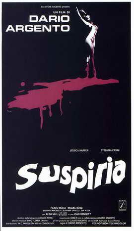 Suspiria - 20 x 40 Movie Poster - Italian Style A
