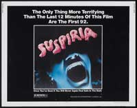 Suspiria - 30 x 40 Movie Poster UK - Style A