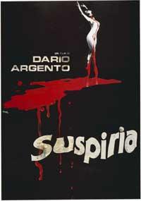 Suspiria - 11 x 17 Movie Poster - Italian Style B