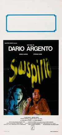 Suspiria - 13 x 28 Movie Poster - Italian Style A