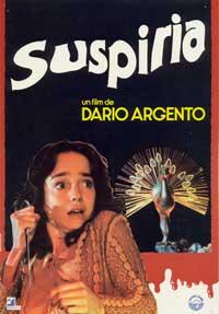 Suspiria - 11 x 17 Movie Poster - Spanish Style A