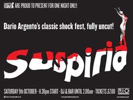 Suspiria - 11 x 17 Movie Poster - UK Style C