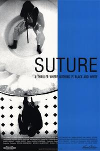 Suture - 11 x 17 Movie Poster - Style A