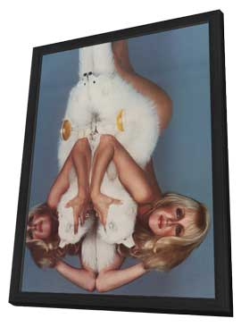 Suzanne Somers - 27 x 40 Movie Poster - Style B - in Deluxe Wood Frame