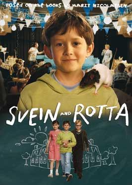 Svein og Rotta og UFO mysteriet - 27 x 40 Movie Poster - Style A