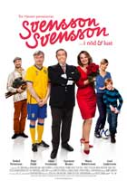 Svensson, Svensson - I nod och lust - 11 x 17 Movie Poster - Swedish Style A