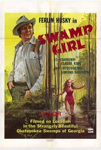 Swamp Girl - 27 x 40 Movie Poster - Style A