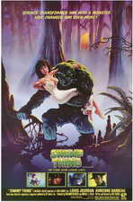 Swamp Thing - 11 x 17 Movie Poster - Style A