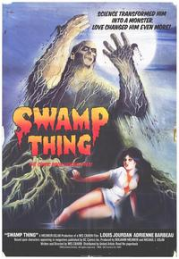Swamp Thing - 11 x 17 Movie Poster - Style B