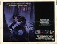 Swamp Thing - 22 x 28 Movie Poster - Half Sheet Style A