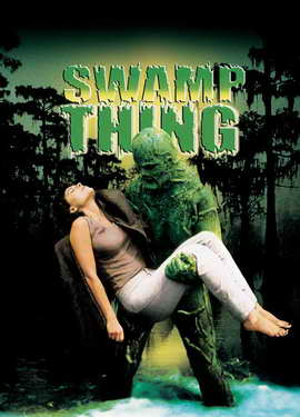 Swamp Thing - 11 x 17 Movie Poster - Style D