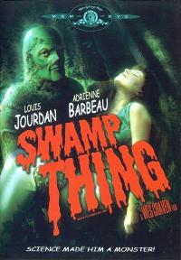 Swamp Thing - 11 x 17 Movie Poster - Style E