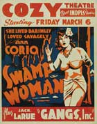 Swamp Woman - 27 x 40 Movie Poster - Style A