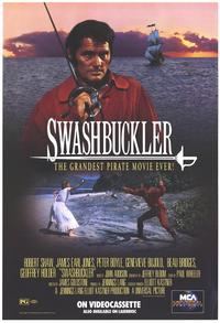Swashbuckler - 11 x 17 Movie Poster - Style B