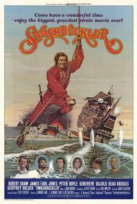 Swashbuckler - 27 x 40 Movie Poster - Style C