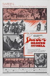 Sweden: Heaven and Hell - 27 x 40 Movie Poster - Style A