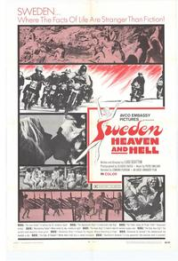 Sweden Heaven and Hell - 27 x 40 Movie Poster - Style A