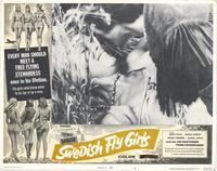 Swedish Fly Girls - 11 x 14 Movie Poster - Style H