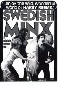 Swedish Minx - 11 x 17 Movie Poster - Style A
