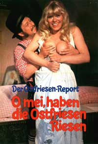 Swedish Playgirls - 11 x 17 Movie Poster - German Style A
