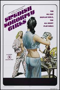 Swedish Sorority Girls - 11 x 17 Movie Poster - Style A