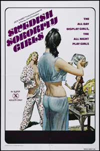 Swedish Sorority Girls - 43 x 62 Movie Poster - Bus Shelter Style A