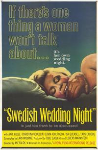Swedish Wedding Night - 11 x 17 Movie Poster - Style A