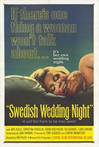 Swedish Wedding Night - 27 x 40 Movie Poster - Style A