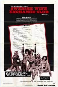Swedish Wife Exchange Club - 27 x 40 Movie Poster - Style A