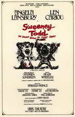 Sweeney Todd (Broadway) - 11 x 17 Poster - Style A