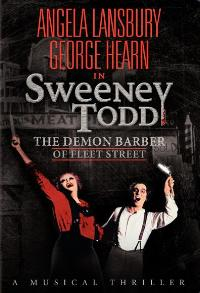 Sweeney Todd: The Demon Barber of Fleet Street - 11 x 17 Movie Poster - Style B