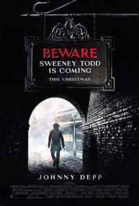 Sweeney Todd: The Demon Barber of Fleet Street - 27 x 40 Movie Poster - Style A