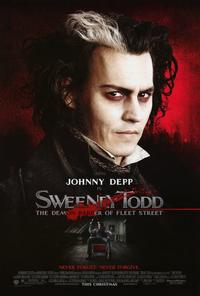Sweeney Todd: The Demon Barber of Fleet Street - 27 x 40 Movie Poster - Style C