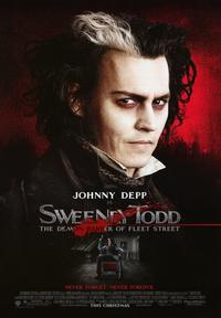 Sweeney Todd: The Demon Barber of Fleet Street - 43 x 62 Movie Poster - Bus Shelter Style C