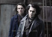 Sweeney Todd: The Demon Barber of Fleet Street - 8 x 10 Color Photo #3