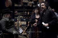 Sweeney Todd: The Demon Barber of Fleet Street - 8 x 10 Color Photo #9