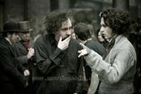 Sweeney Todd: The Demon Barber of Fleet Street - 8 x 10 Color Photo #16