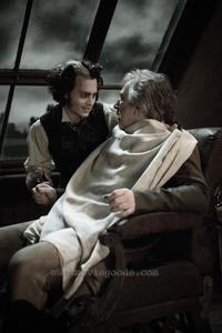 Sweeney Todd: The Demon Barber of Fleet Street - 8 x 10 Color Photo #36