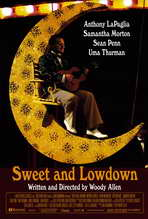 Sweet and Lowdown - 27 x 40 Movie Poster - Style A
