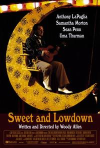 Sweet and Lowdown - 11 x 17 Movie Poster - Style A