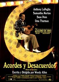 Sweet and Lowdown - 27 x 40 Movie Poster - Spanish Style A