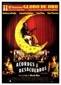 Sweet and Lowdown - 11 x 17 Movie Poster - Spanish Style B