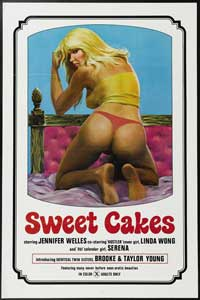 Sweet Cakes - 27 x 40 Movie Poster - Style A