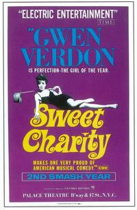 Sweet Charity (Broadway) - 11 x 17 Poster - Style B