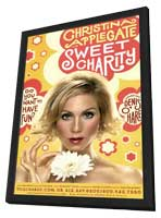 Sweet Charity (Broadway) - 11 x 17 Poster - Style A - in Deluxe Wood Frame