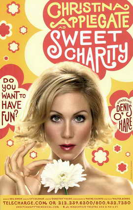 Sweet Charity (Broadway) - 11 x 17 Poster - Style A