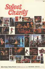 Sweet Charity - 11 x 17 Movie Poster - Style A