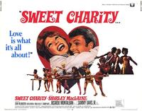 Sweet Charity - 22 x 28 Movie Poster - Half Sheet Style A