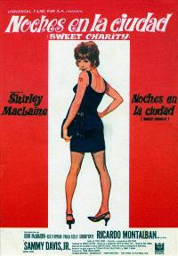 Sweet Charity - 11 x 17 Movie Poster - Spanish Style A