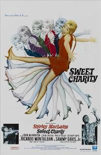 Sweet Charity - 11 x 17 Movie Poster - Belgian Style A
